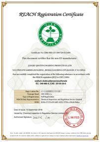 REACH Registration Certificate-qingting.jpg