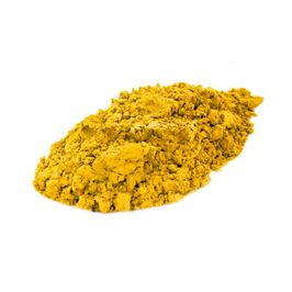 Yellow ceramic pigment