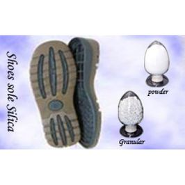 Shoes sole precipitated silica--HS-180,HS-180GR