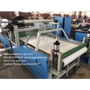 Hot Melt adhesive and hot melt roller coating Machine