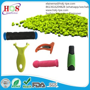 TPR raw material for toothbrush handle
