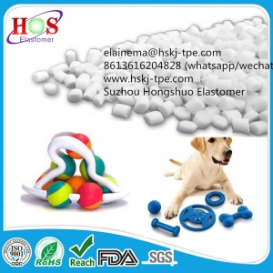 Toy raw material TPE material