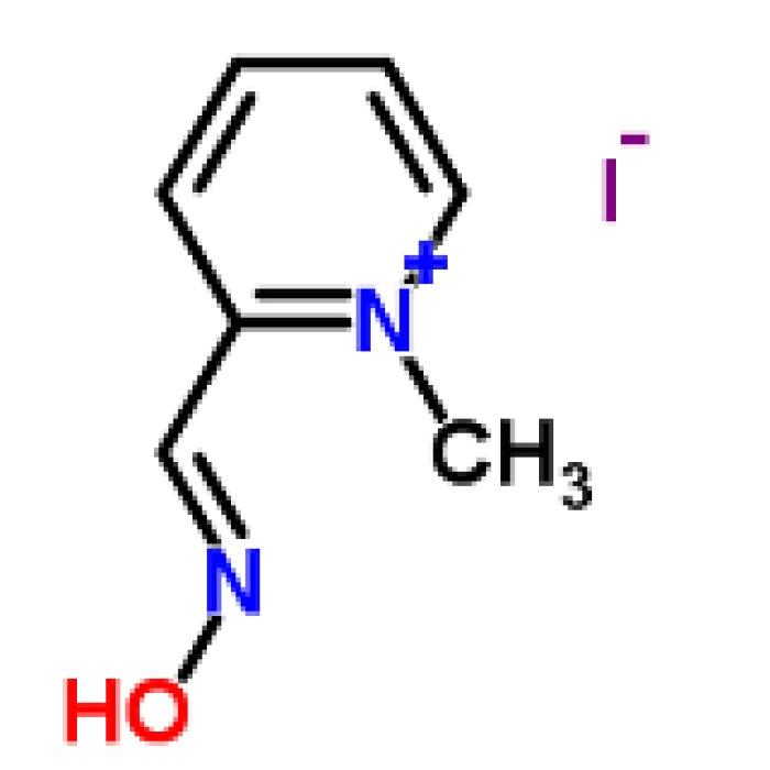 Pralidoxime iodide