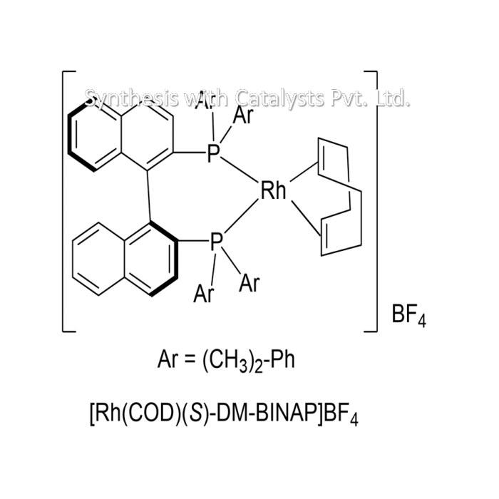 [Rh(COD)(S)-DM-BINAP]BF4