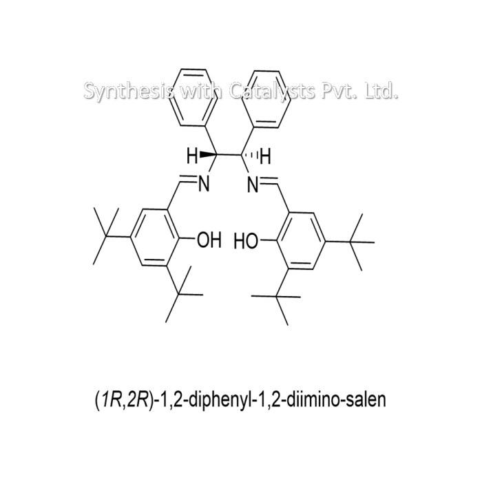 (1R,2R)-1,2-diphenyl-1,2-diimino-salen