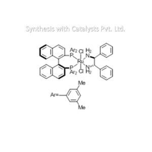 (S)-DM-BINAP RuCl2 (S,S)-DPEN