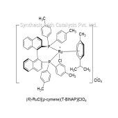 (R)-RuCl[(p-cymene)(T-BINAP)]ClO4