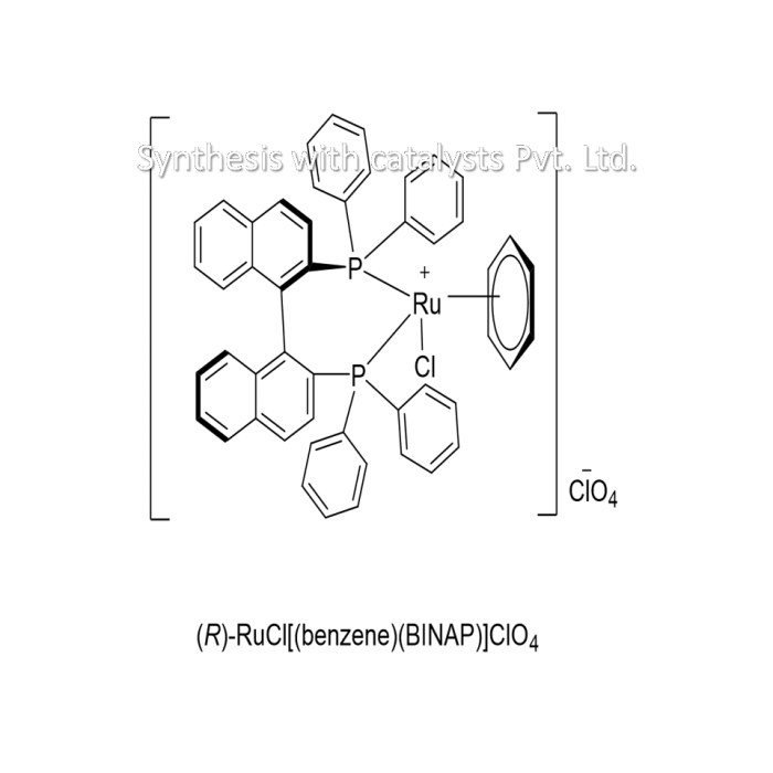 (R)-RuCl[(benzene)(BINAP)]ClO4