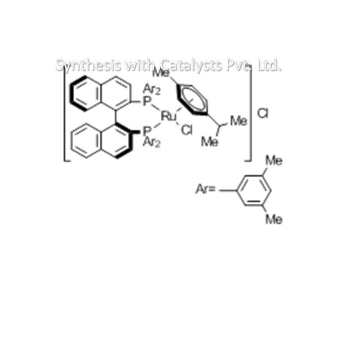 (R)-RuCl[(p-cymene)(DM-BINAP)]Cl