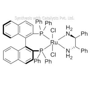 (S)-BINAP RuCl2 (S,S)-DPEN