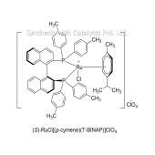 (S)-RuCl[(p-cymene)(T-BINAP)]ClO4