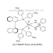 (S)-T-BINAP RuCl2 (R,R)-DPEN