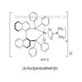 (S)-RuCl[(dmf)n(BINAP)]Cl