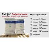 Natural Food Ingredients sweeteners Dietary fiber polydextrose