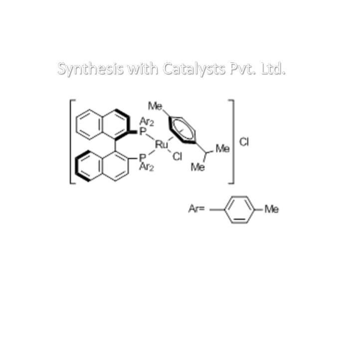 (R)-RuCl[(p-cymene)(T-BINAP)]Cl