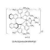 (S)-RuCl[(dmf)n(DM-BINAP)]Cl