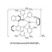 (R)-RuCl[(benzene)(DM-BINAP)]BF4
