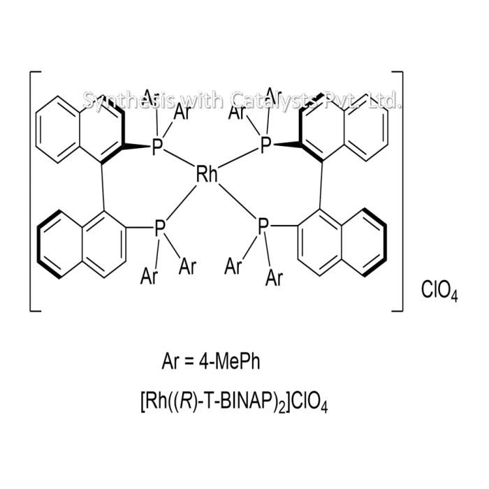 [Rh((R)-T-BINAP)2]ClO4