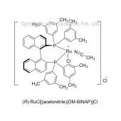 (R)-RuCl[(acetonitrile)(DM-BINAP)]Cl