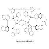 Ru2Cl4[S-BINAP]2(NEt3)