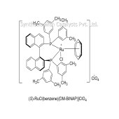 (S)-RuCl[(benzene)(DM-BINAP)]ClO4