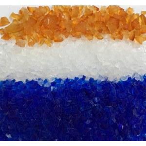 SILICA GEL WHITE/BLUE/ORANGE CRYSTAL