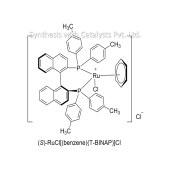 (S)-RuCl[(benzene)(T-BINAP)]Cl