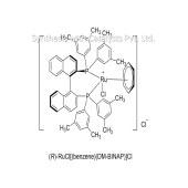 (R)-RuCl[(benzene)(DM-BINAP)]Cl