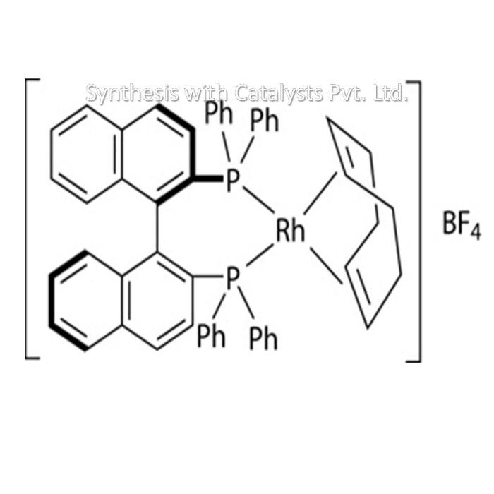 [Rh(COD)(R)-BINAP]BF4