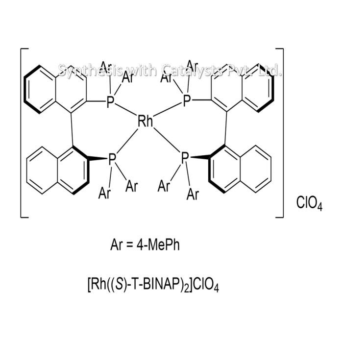 [Rh((S)-T-BINAP)2]ClO4