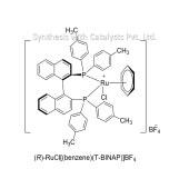 (R)-RuCl[(benzene)(T-BINAP)]BF4