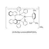 (S)-RuCl[(p-cymene(BINAP)]ClO4