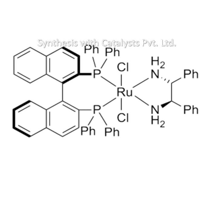 (R)-BINAP RuCl2 (R,R)-DPEN