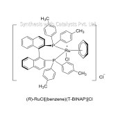 (R)-RuCl[(benzene)(T-BINAP)]Cl