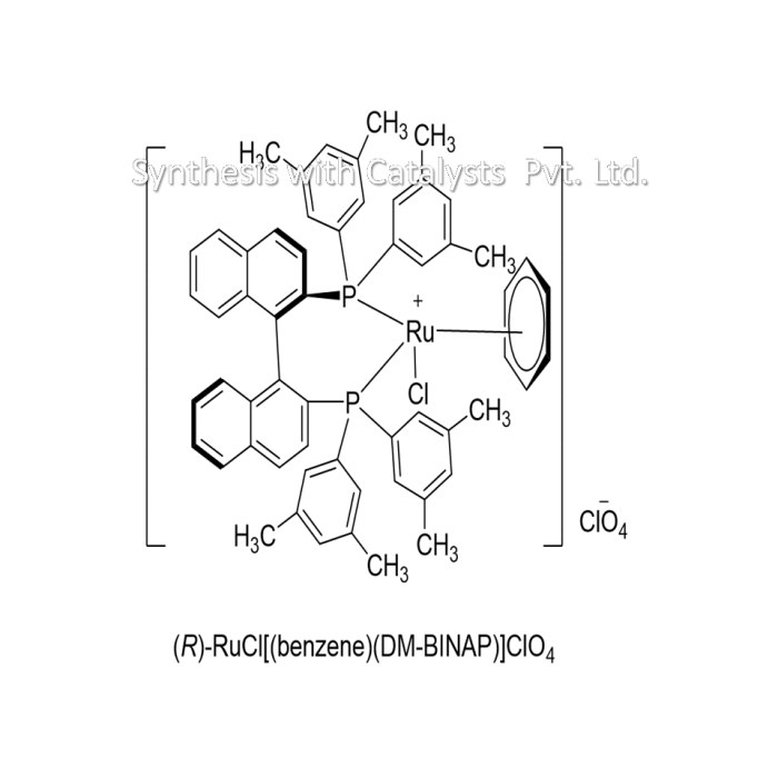 (R)-RuCl[(benzene)(DM-BINAP)]ClO4