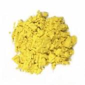 Yellow ceramic pigment