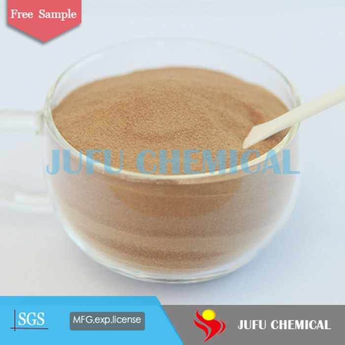 Concrete Additives Chemical Admixtures Naphthalene Based Superplasticizer