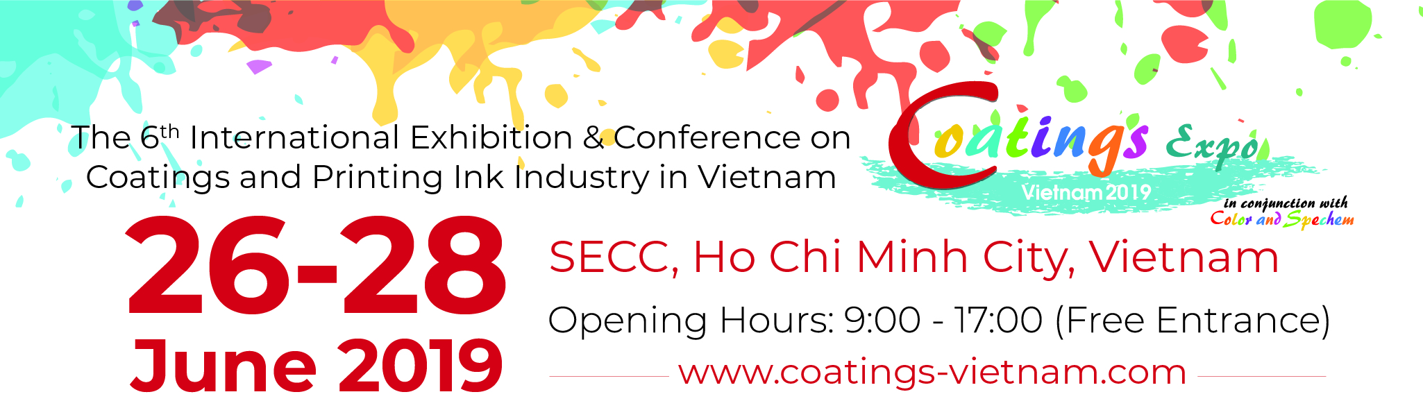 Coatings Expo Vietnam 2019