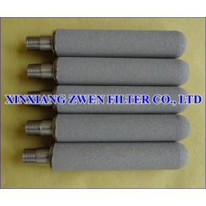 Stainless Steel Powder Filter Element