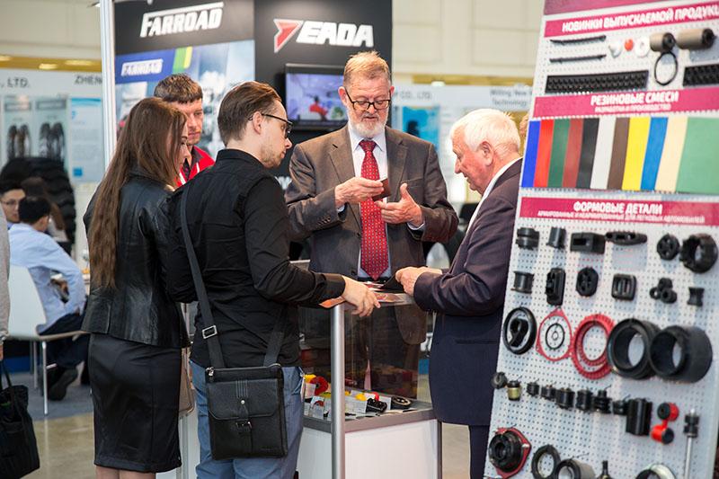 Tires & Rubber Exhibition 2019