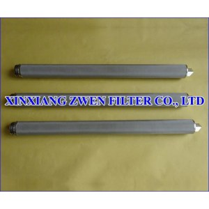 Sintered Metal Filter Element