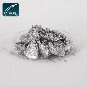 Leafing metallic aluminium pigment paste