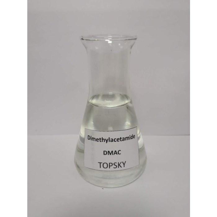Dimethyl  Acetamide (DMAC)