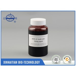Cheap price industrial acid color fixing chemical agent for textile fabric