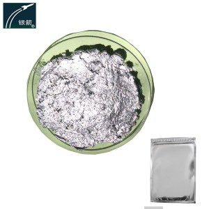 Friendly Aluminum pigment for printing ink