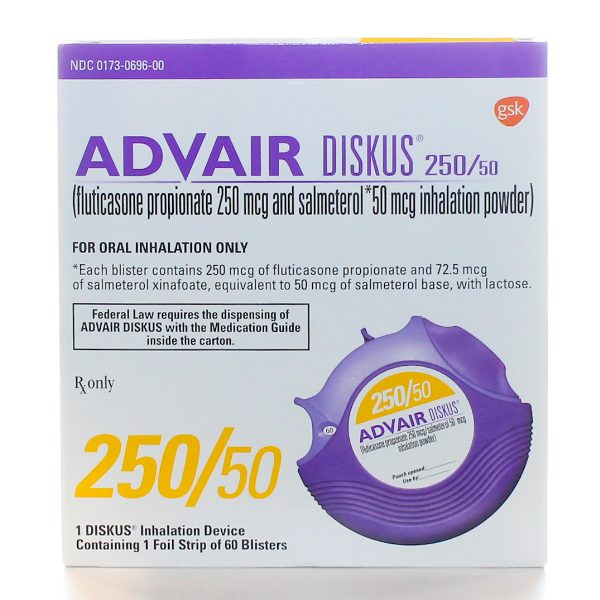 Fda Approves First Generic Version Of Advair For Asthma