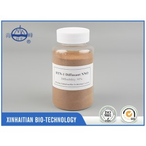 Agricultural chemicals supplier brown solid HTN-1 diffusant nno