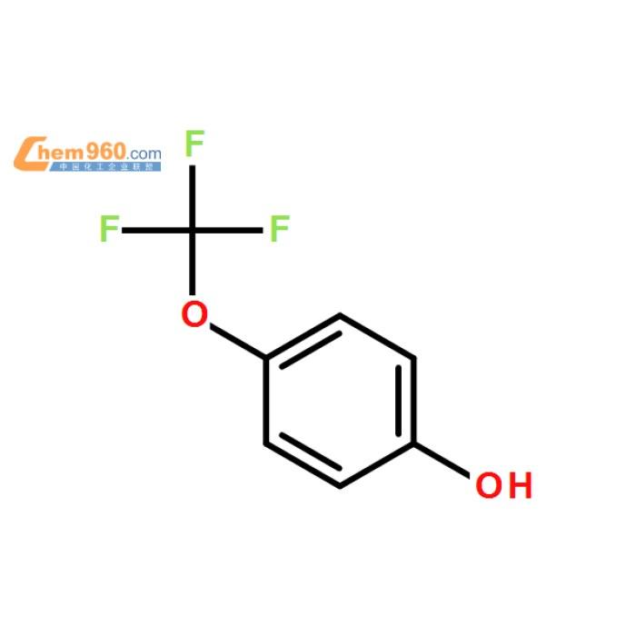4-Trifluoromethoxy phenol