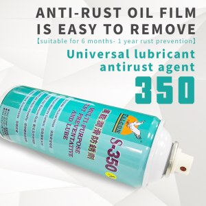 Falcon anti-rust lubricant spray agent same as WD-40