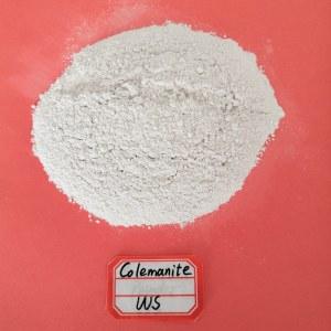 Industrial grade Colemanite in borax manufacturer